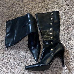 Nine West boots black